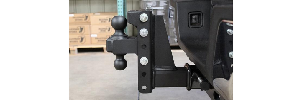 Can I Use My BulletProof Hitch in the Rise Position?