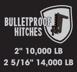 BulletProof Replacement Sticker (3926573547589)