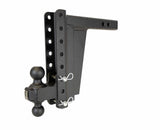 "2.0"" Extreme Duty 10"" Drop/Rise Hitch"