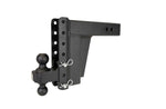 3.0″ Extreme Duty 8″ Drop/Rise Hitch