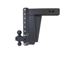 "3.0"" Extreme Duty 10"" Drop/Rise Hitch"