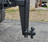 "BulletProof Hitches 3"" Heavy Duty 16"" Drop/Rise Hitch"
