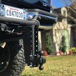 "2.0"" Extreme Duty 12"" Drop/Rise - BulletProof Hitches"