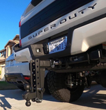 "3.0"" Heavy Duty 10″ Drop/Rise - BulletProof Hitches"