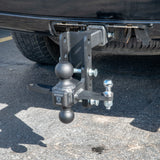 "BulletProof 1"" Hitch-Mounted Sway Control Ball - BulletProof Hitches"
