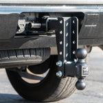 "2.0"" Medium Duty 6"" Drop/Rise - BulletProof Hitches"
