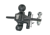 BulletProof Heavy/Extreme Duty Sway Control Ball Mount