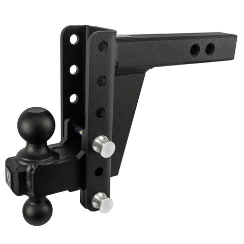"2.0"" Heavy Duty 6"" Drop/Rise Hitch"