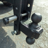 Stainless Steel Locking Pin for Ball Mount - BulletProof Hitches