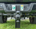 "2.5"" Extreme Duty 4"" & 6"" Offset Hitch - BulletProof Hitches"