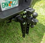 "2.5"" Extreme Duty 4"" & 6"" Offset Hitch - BulletProof Hitches  (1955363881029)"