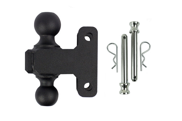 Dual Ball and Corrosion Resistant Pins with R-Clips (1955370008645)