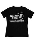 BulletProof Hitches Womens Performance V-Neck Shirt