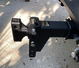 Weight Distribution/Sway Control Adapter for BulletProof Hitches