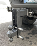 "3.0"" Heavy Duty 8″ Drop/Rise - BulletProof Hitches"