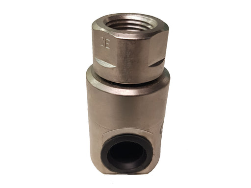 "1/2"" 90 FXF Steel 5000 PSI Super Swivel Joint - hydrovacparts.ca"