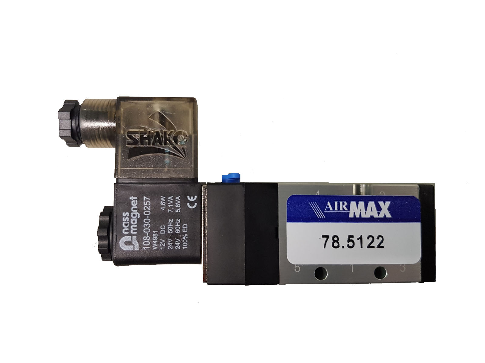 Solenoid Valve 78 Series - hydrovacparts.ca