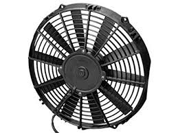 "Tornado / Foremost Cooler Fans - Spal 12"" High Performance Paddle Blade Puller Fan - hydrovacparts.ca"