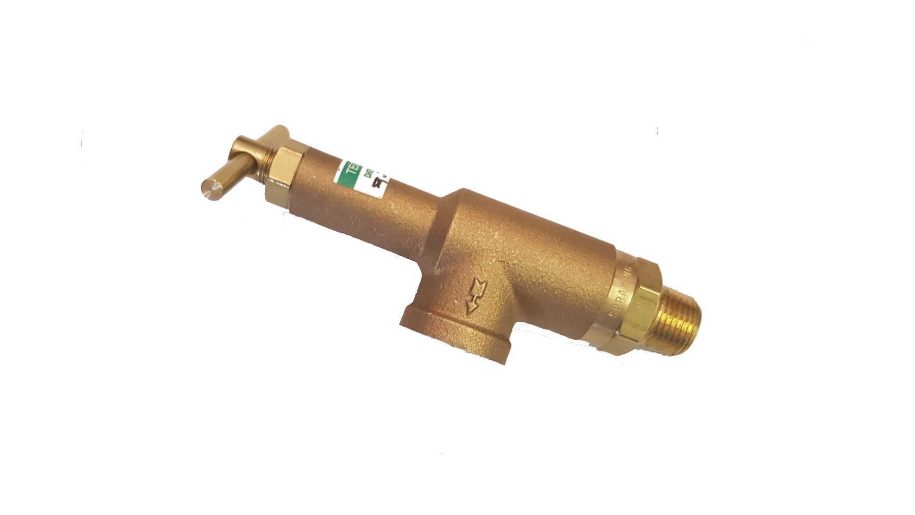 Low Pressure Relief Valve - hydrovacparts.ca