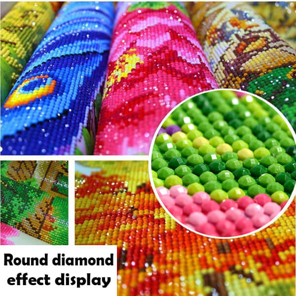 Diy Diamond Painting Butterfly Beauty