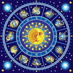 Diamond Embroidery 12 Constellation Diamond Painting