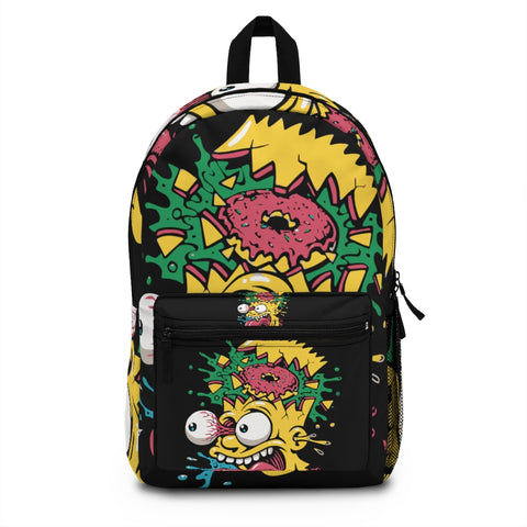 Ugly Bart Backpack (Made in USA) - Tshirtsbros