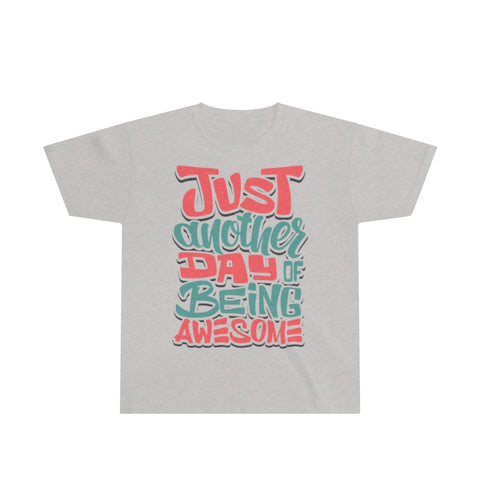 Just Another Day Youth Ultra Cotton Tee