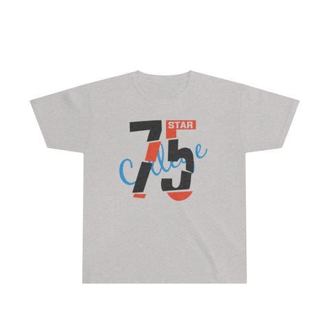 75 Star Youth Ultra Cotton Tee - Tshirtsbros