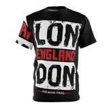London Unisex AOP Cut & Sew Tee