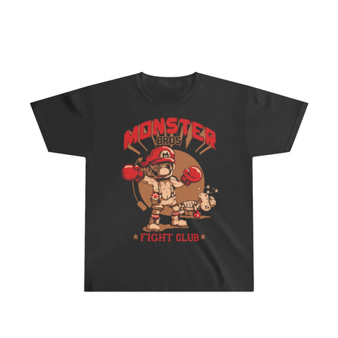 Monster Bros Youth Ultra Cotton Tee