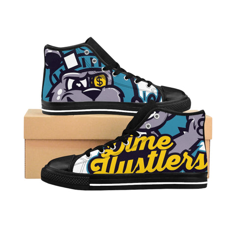 Dime Hustler Men's High-top Sneakers