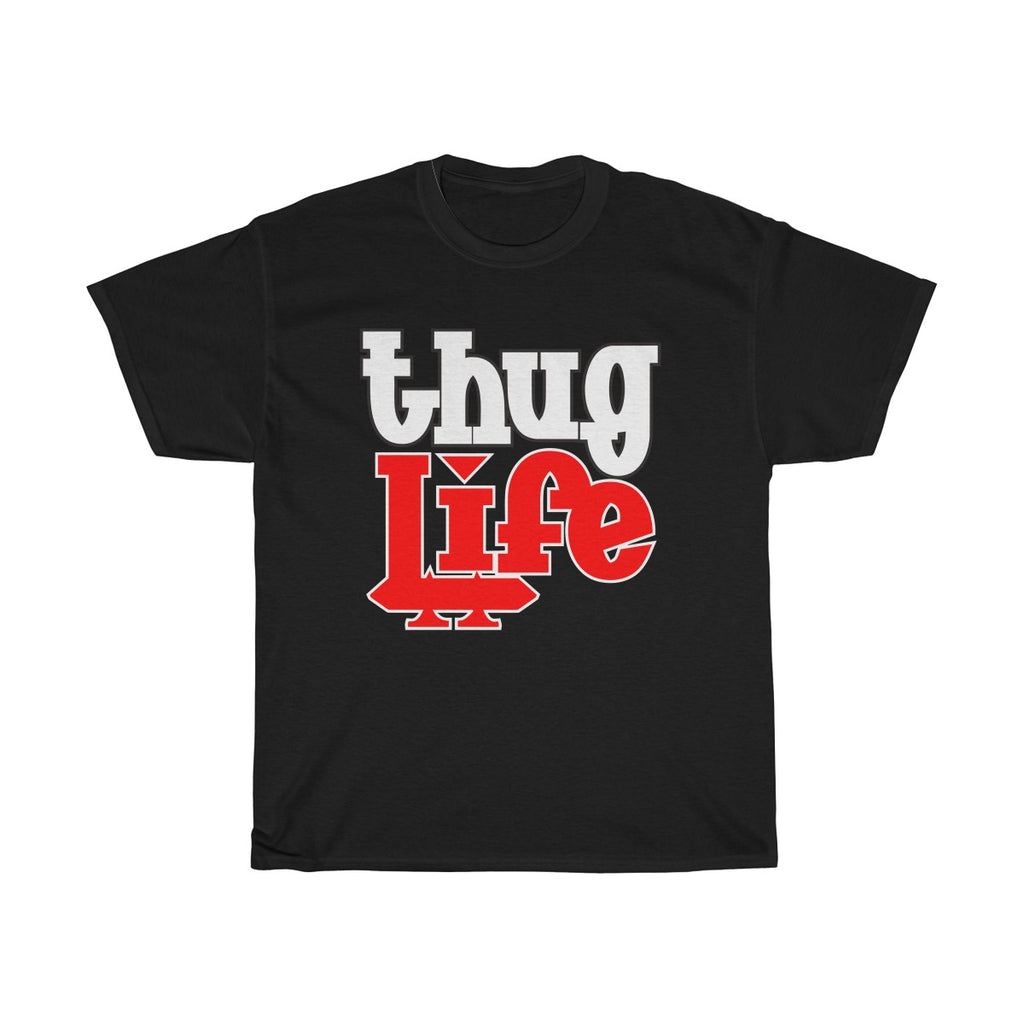Thug Life Unisex Heavy Cotton Tee