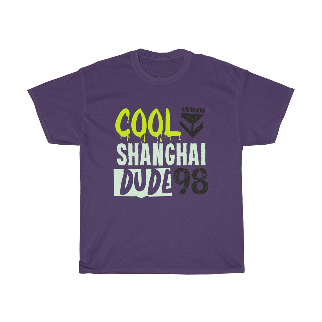 Cool Dude 98 Unisex Heavy Cotton Tee - Tshirtsbros