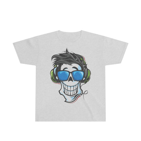 Cool Bones Youth Ultra Cotton Tee