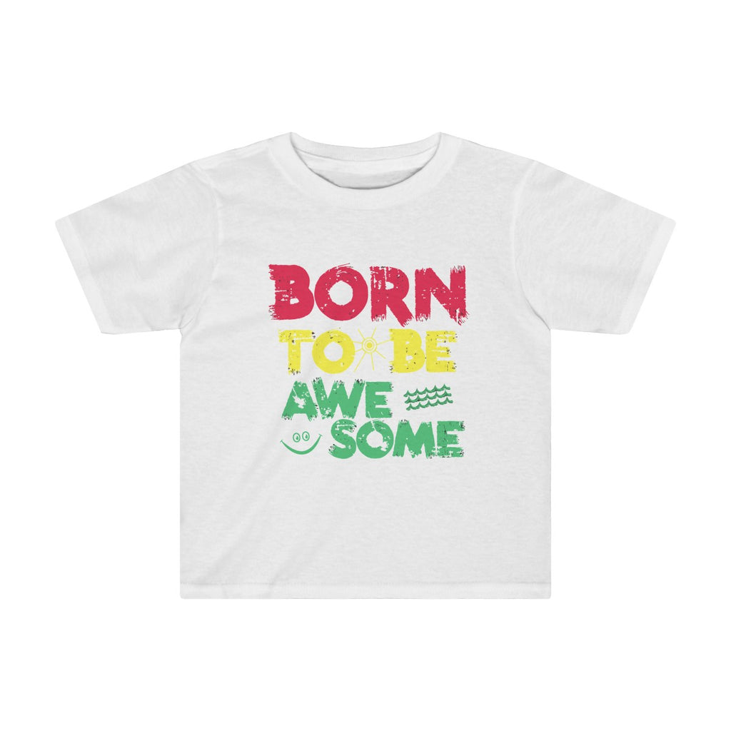 Born To Be Awesome Kids Tee