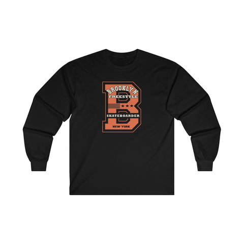 Brooklyn Freestyle Ultra Cotton Long Sleeve Tee