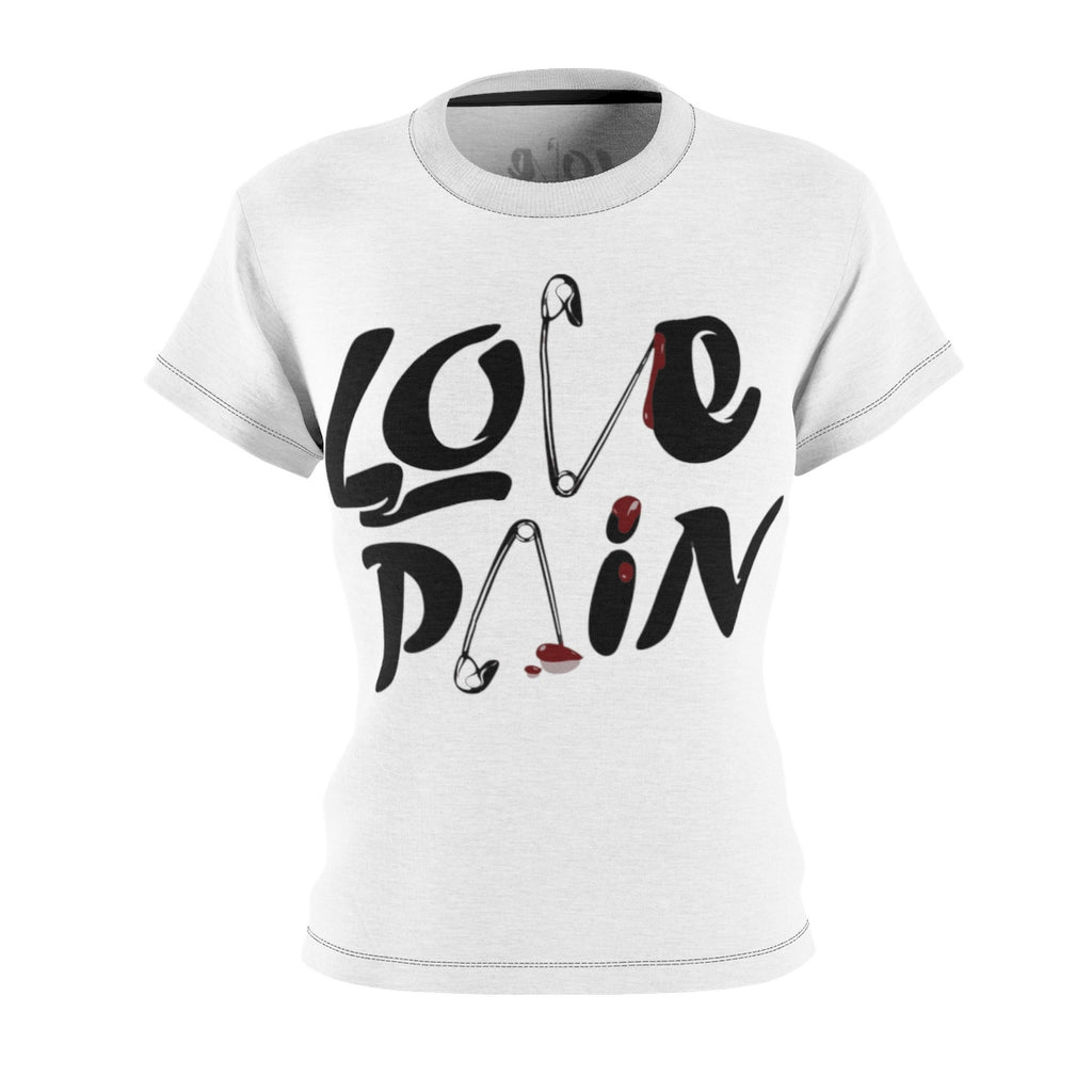 Love Pain Women's AOP Cut & Sew Tee