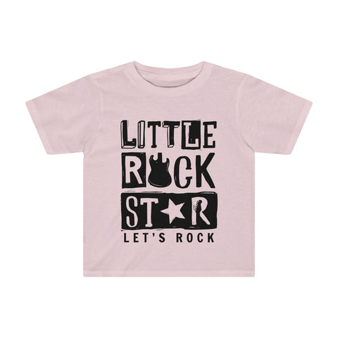 Little Rock Star Kids Tee