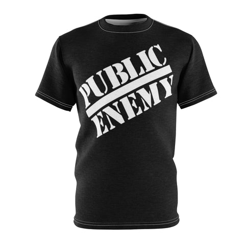 Public ENEMY Unisex AOP Cut & Sew Tee