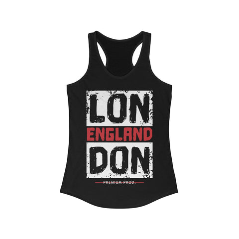 London Women's Ideal Racerback Tank