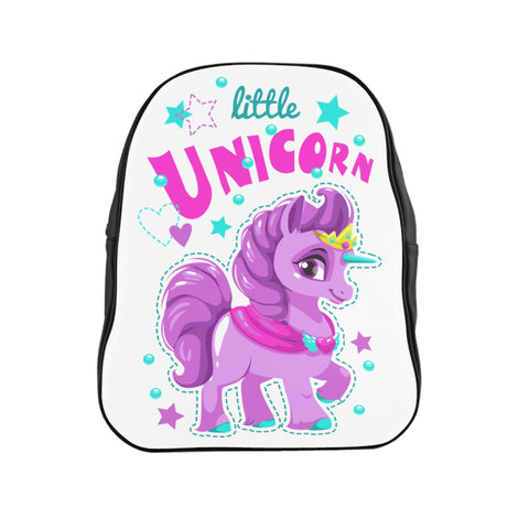 Lil Unicorn School Backpack