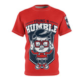 Young N Humble Unisex AOP Cut & Sew Tee