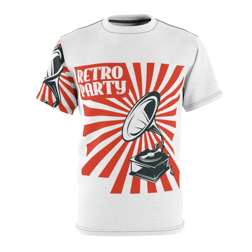 Retro Party Tee - Tshirtsbros