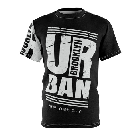 Urban Brooklyn Unisex AOP Cut & Sew Tee