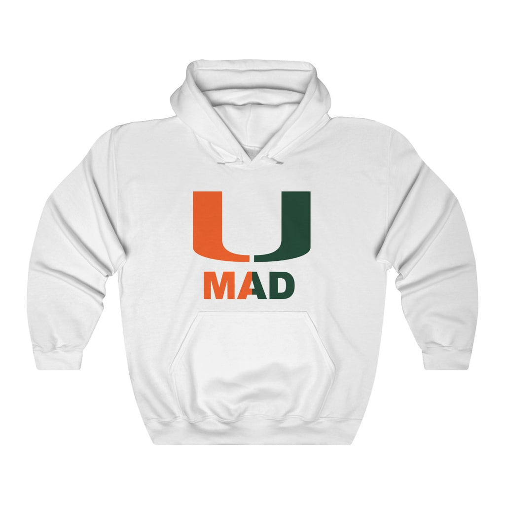 U MAD Unisex Heavy Blend™ Hooded Sweatshirt - Tshirtsbros