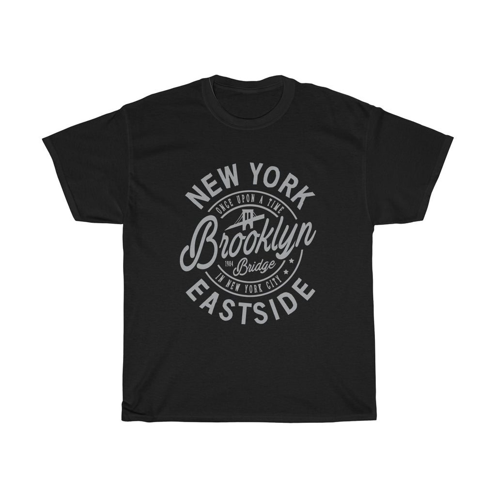 New York Eastside Heavy Cotton Tee
