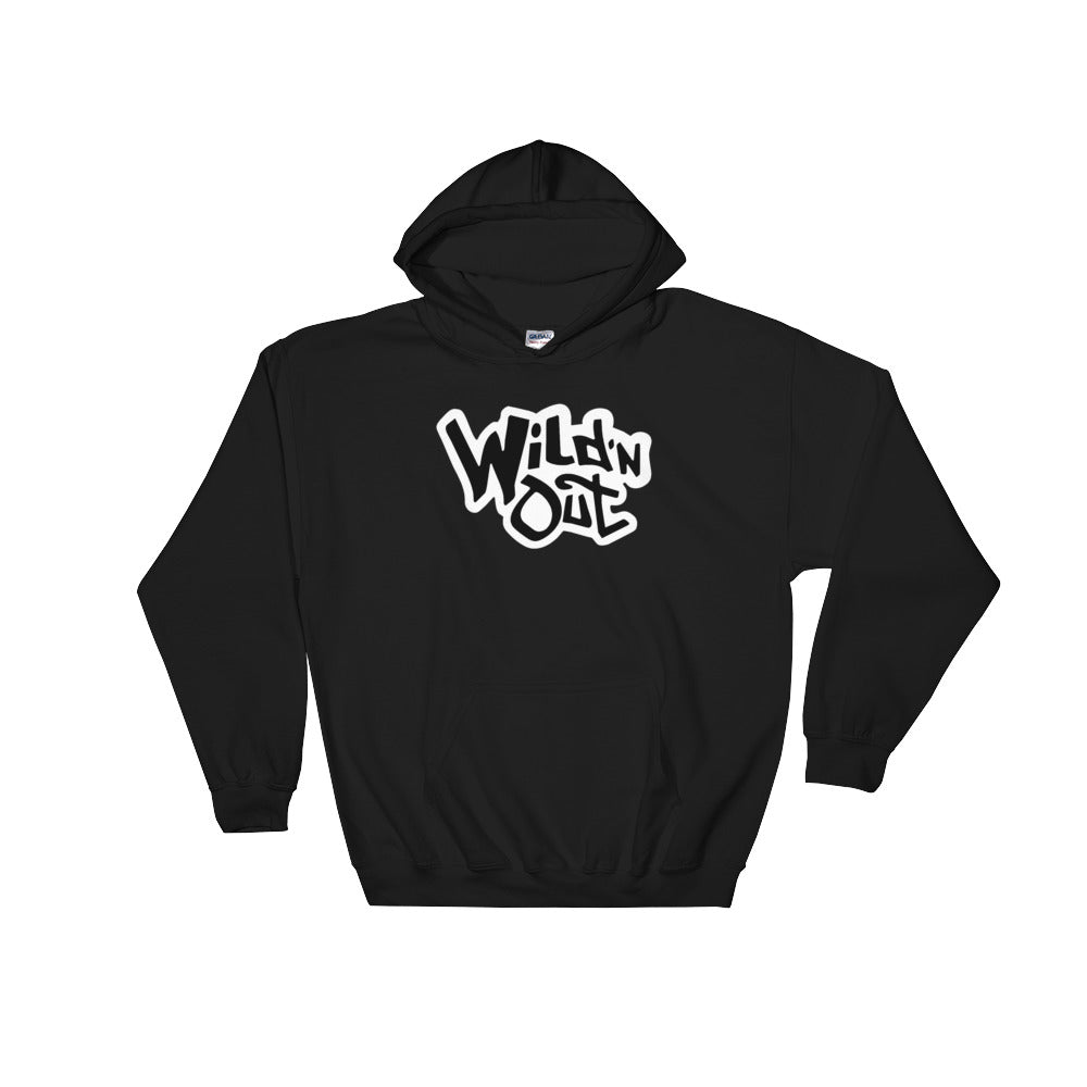 Wildn Out Hooded Sweatshirt - Tshirtsbros