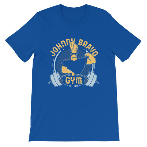 Johnny Short-Sleeve Unisex T-Shirt - Tshirtsbros