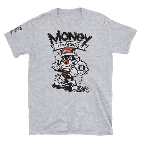 Money Makers Short-Sleeve Unisex T-Shirt