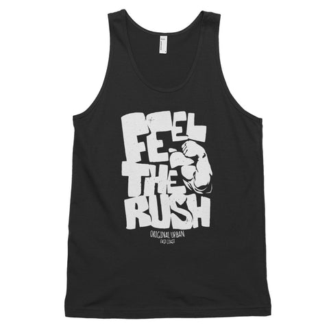 Feel The Rush Classic tank top (unisex)